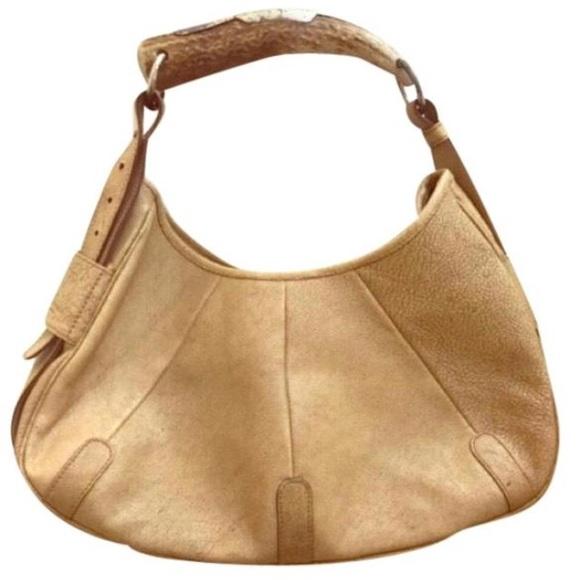 4c73a6692473 YSL vintage Mombasa hobo bag. M 5b3afd35e944bab123a41987